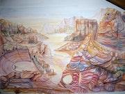Personal view of Petra. Joseba Martinez Herran