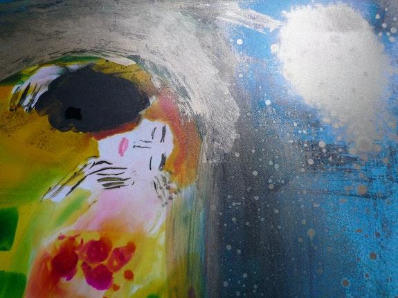 Le Baiser (Hommage àGustav Klimt). Jean Paul Faivre Jean Paul Faivre