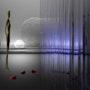 Landscape Plasma 108 - a future telling -. Lauferartsuisse