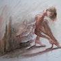 Output - watercolor. Elisabeth Le Prunenec
