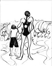 Oléron playa. Selleret Frédéric