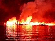 Fire Lake.