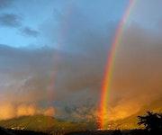 Après la pluie….