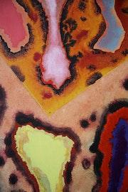 Safari par Charles Hustwick - original signé d'impression. Nathans Art Shop