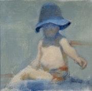 «Chapeau Bleu» von Antoine Vincent. Ferdinand James