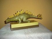 Estegosaurus.