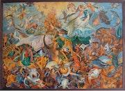 Der Fall der Rebel Angels. Alexis Guy Korovine