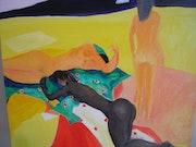 Los celos y los colores. Jacques Blasco