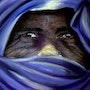 African eyes. Gisel'art