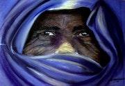 Los ojos de África.