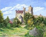 Chateau de Beynac.