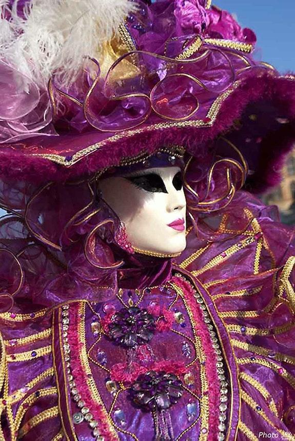 Masques carnaval de Venise 2011. Lacy Jean-Yves Jean-Yves