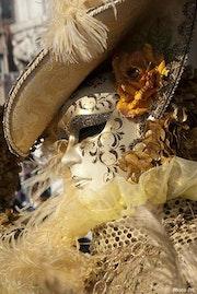 Máscaras de Carnaval de Venecia 2011. Jean-Yves