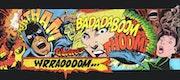 Ballenas: Composición de los cómics de los 70 / 80 .... Mr Garcin