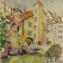 Annecy. Jacques Dortel
