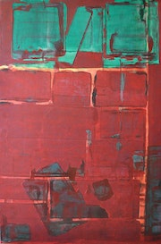 Material - Red wall.