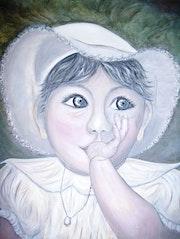 Petite poupée d'amour.