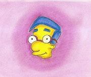 Simpson: Milhouse Van Houten. Dadel