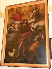 Restaurierung Kapelle Lartigue 33840. Josie Bruet