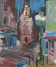 Normandía, la Catedral de Trouville. Ivan Podgainyi