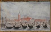 """Venice """"San Giorgio Maggiore"""" No. 1."""