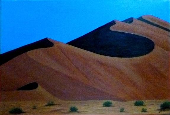 Desierto de Namib. Josi Josi