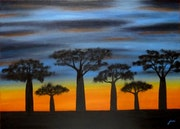 African Sunset.
