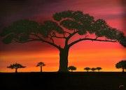 Árbol africano.