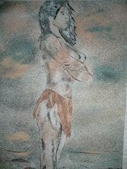 La mujer de los bosques.