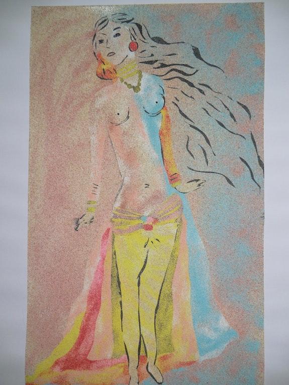 Women in the Wind. Mireille Ellul Mireille