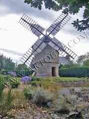 Windmill Crec'h Olen, Milin said Awel.