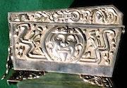 Aztec Hearts Box. Casasola Museum Museo Casasola