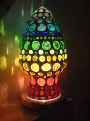 Buds Table Lamp - Chakra.