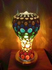 Lampe de table 7 - Chakras.
