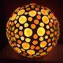 Lampe de table Tournesol. Diana Rosa Scholl