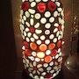 Spring Awakening table lamp. Diana Rosa Scholl