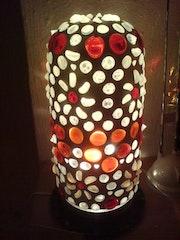 Spring Awakening table lamp.