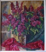 Persischen Flieder. Olga Isaeva