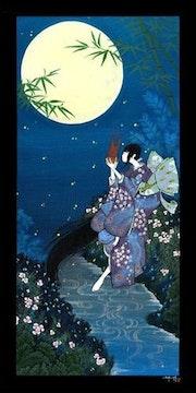 Femmes du Japon: L'Eté. Matsumasa