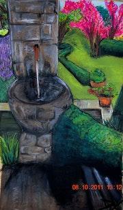 La fontaine aux Dames «Ka».