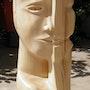 Statue 35 - regard. Jean-Marie Brandicourt