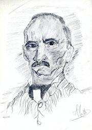 Ein knuspriges suchen Vincent. Dermot Martin