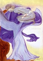 Le Chêne de saint chaliès.