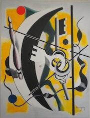Hommage à Fernand Léger.