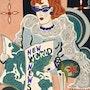 The Omniscience - original painting - Jacqueline_Ditt. Universal Arts Galerie Studio Gmbh