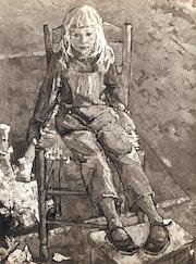 Portrait d'Isabelle Mougne.