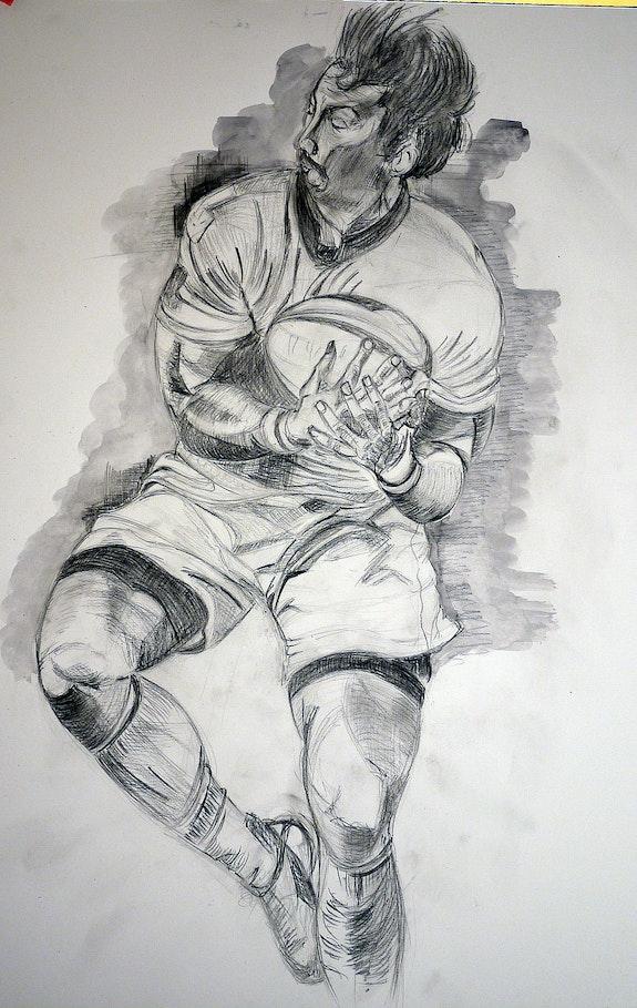 Rugby1. Paul Barbier Paul Barbier