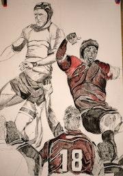 Rugby 5. Paul Barbier