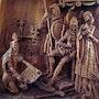 Planos y echadura calendario azteca. Jose Antonio Alcantar
