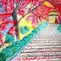 Voyage de rêve au Japon. Limo